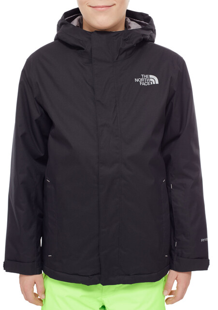 The North Face Snow Quest Jacket Kinder tnf black
